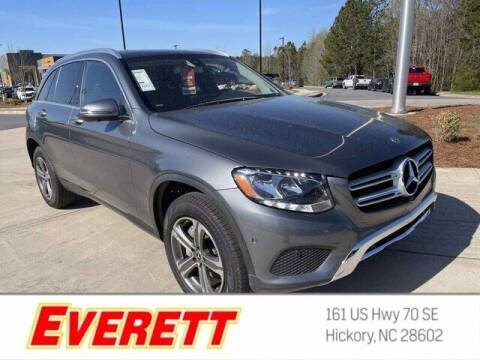 2018 Mercedes-Benz GLC for sale at Everett Chevrolet Buick GMC in Hickory NC