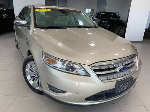 2010 Ford Taurus for sale at Auto Mall of Springfield north in Springfield IL