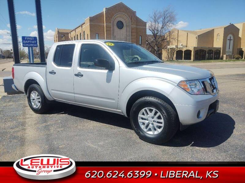2019 Nissan Frontier for sale at Lewis Chevrolet Buick of Liberal in Liberal KS