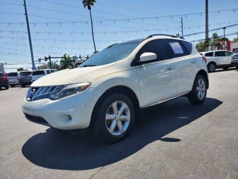 2009 Nissan Murano for sale at Select Autos Inc in Fort Pierce FL
