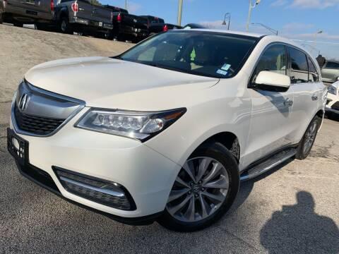 2014 Acura MDX for sale at Philip Motors Inc in Snellville GA