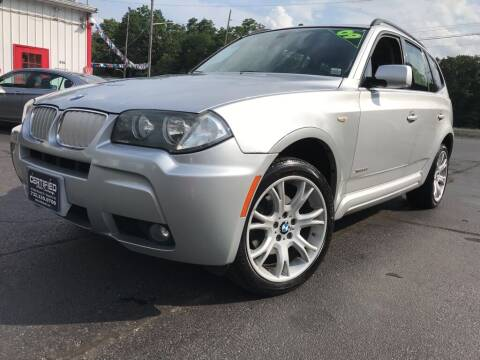2009 BMW X3 for sale at Certified Auto Exchange in Keyport NJ