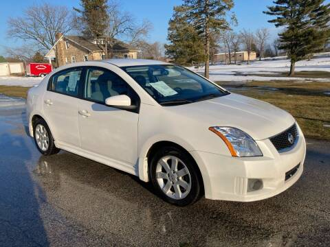 2011 Nissan Sentra for sale at Good Value Cars Inc in Norristown PA
