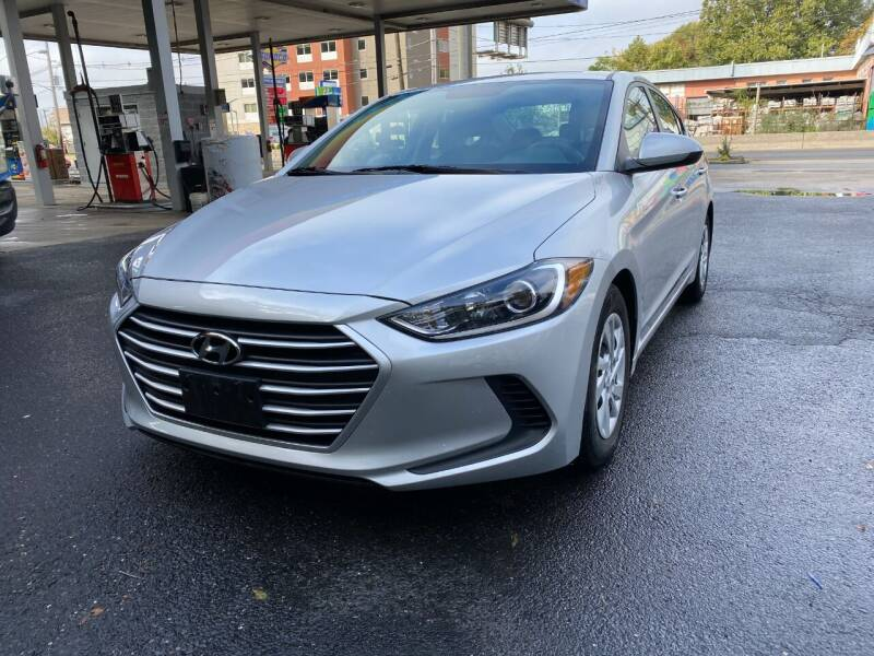 2018 Hyundai Elantra for sale at Exotic Automotive Group in Jersey City NJ