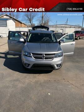 2019 Dodge Journey for sale at Sibley Car Credit in Dolton IL