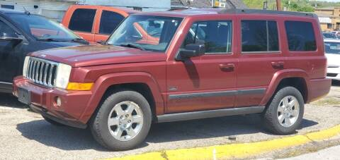 2007 Jeep Commander for sale at Superior Auto Sales in Miamisburg OH
