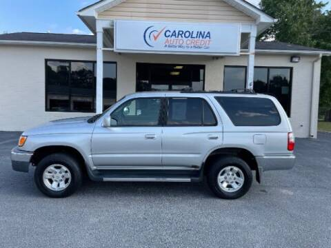 2002 Toyota 4Runner for sale at Carolina Auto Credit in Youngsville NC