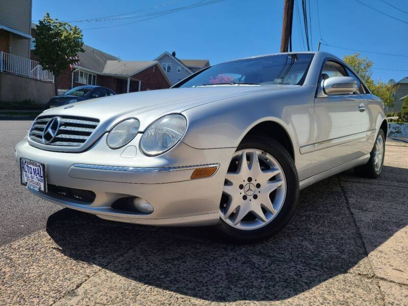 2002 Mercedes-Benz CL-Class for sale in Totowa, NJ
