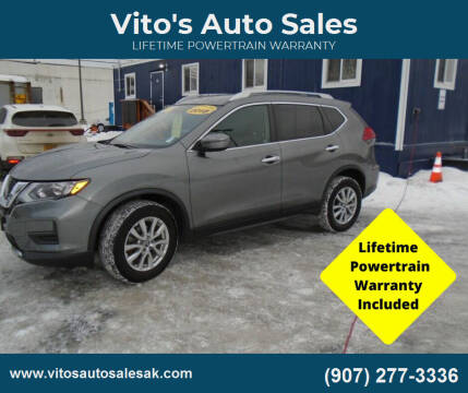 2018 Nissan Rogue for sale at Vito's Auto Sales in Anchorage AK
