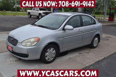 2007 Hyundai Accent for sale at Your Choice Autos - Crestwood in Crestwood IL