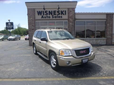 2005 GMC Envoy for sale at Wisneski Auto Sales, Inc. in Green Bay WI