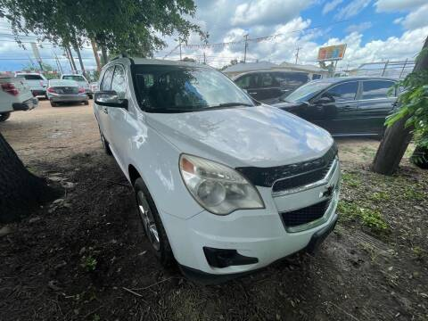 2015 Chevrolet Equinox for sale at S & J Auto Group in San Antonio TX