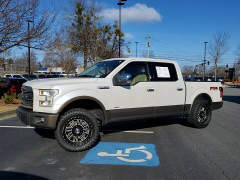 2015 Ford F-150 for sale at Mazda Of Roswell in Roswell GA