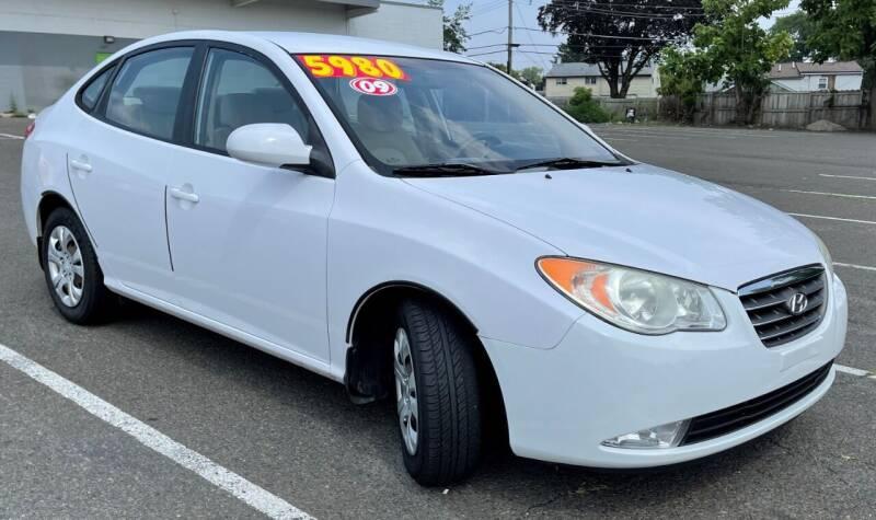 2009 Hyundai Elantra for sale at Blvd Auto Center in Philadelphia PA