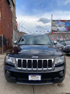 2013 Jeep Grand Cherokee for sale at Simon Auto Group in Newark NJ