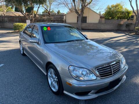 2006 Mercedes-Benz S-Class for sale at Stevens Creek Imports in San Jose CA