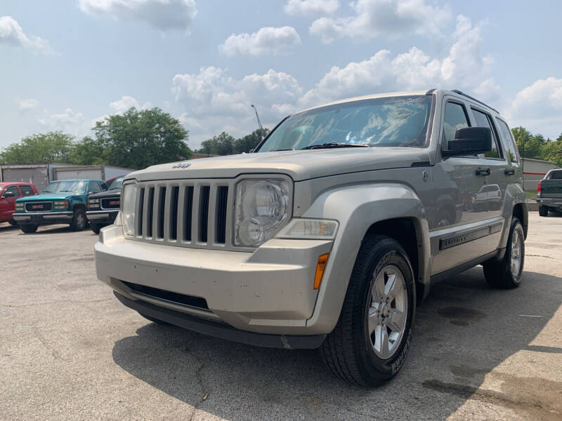 2009 Jeep Liberty for sale at Sonny Gerber Auto Sales in Omaha NE