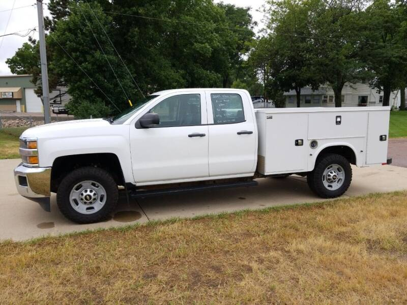 2015 Chevrolet Silverado 2500HD for sale at RLS Enterprises in Sioux Falls SD