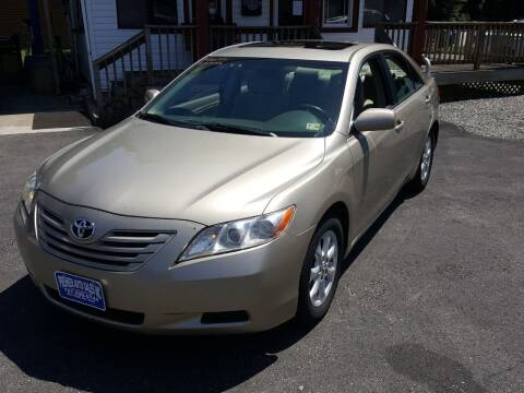 2007 Toyota Camry for sale at Premier Auto Sales Inc. in Newport News VA