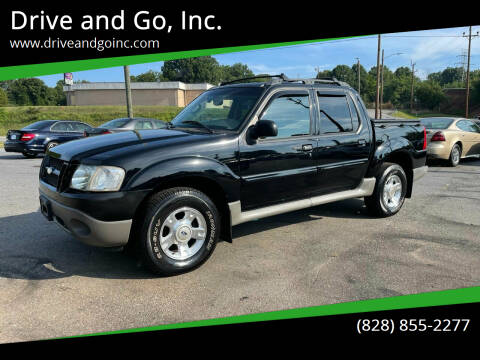 2003 Ford Explorer Sport Trac for sale at Drive and Go, Inc. in Hickory NC