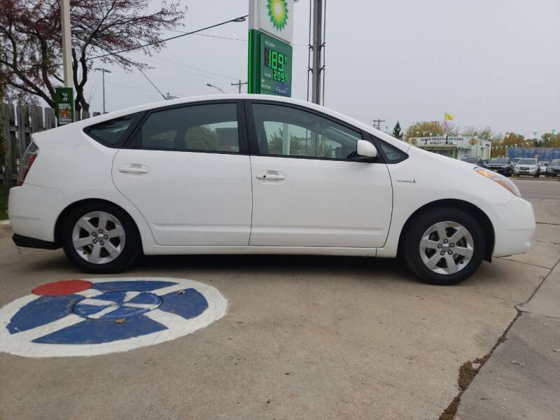 2007 Toyota Prius for sale at Super Trooper Motors in Madison WI