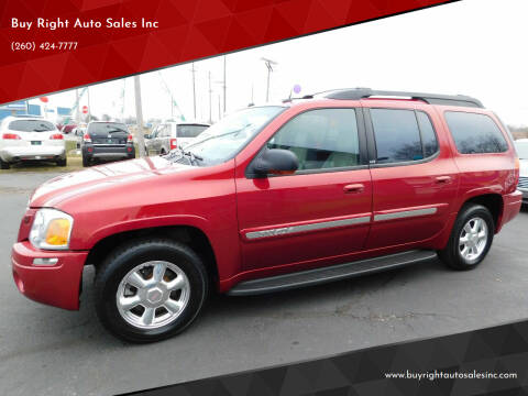 2005 GMC Envoy XL for sale at Buy Right Auto Sales Inc in Fort Wayne IN