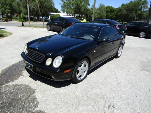 1999 Mercedes-Benz CLK for sale at S & T Motors in Hernando FL