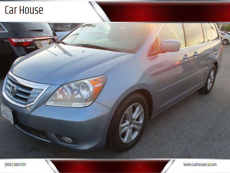 2009 Honda Odyssey for sale at Car House in San Mateo CA