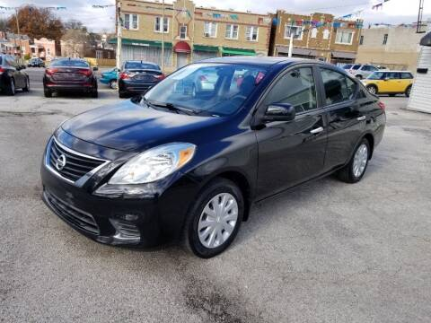 2012 Nissan Versa for sale at StarsNStripes Auto in Saint Louis MO