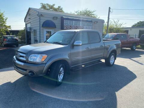 2006 Toyota Tundra for sale at Silver Auto Partners in San Antonio TX