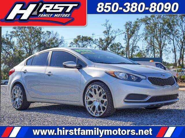 2016 Kia Forte for sale at Hirst Family Motors in Pensacola FL