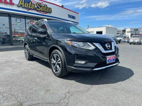 2017 Nissan Rogue for sale at Better All Auto Sales in Yakima WA