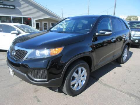 2011 Kia Sorento for sale at Dam Auto Sales in Sioux City IA
