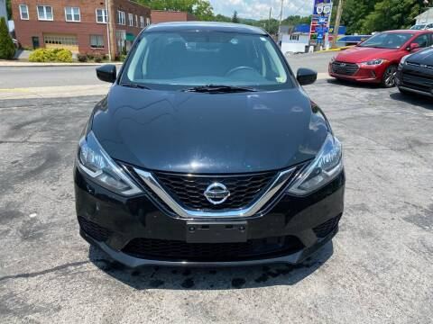 2018 Nissan Sentra for sale at East Main Rides in Marion VA