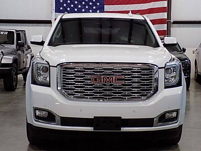 2017 GMC Yukon for sale at Texas Motor Sport in Houston TX