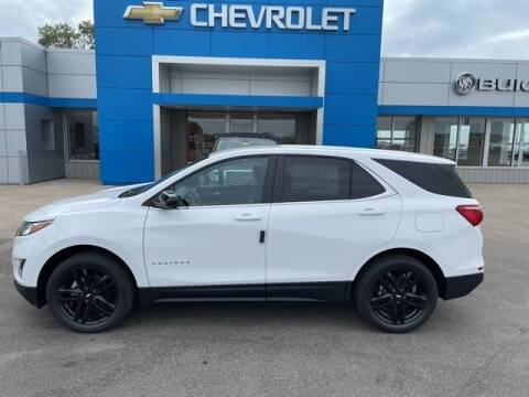 2021 Chevrolet Equinox for sale at Finley Motors in Finley ND