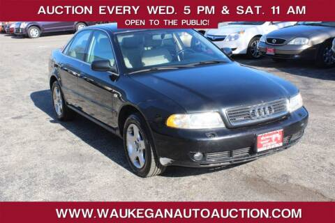 1999 Audi A4 for sale at Waukegan Auto Auction in Waukegan IL