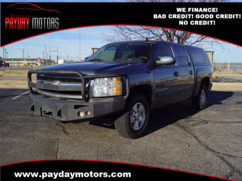 2009 Chevrolet Silverado 1500 for sale at Payday Motors in Wichita And Topeka KS