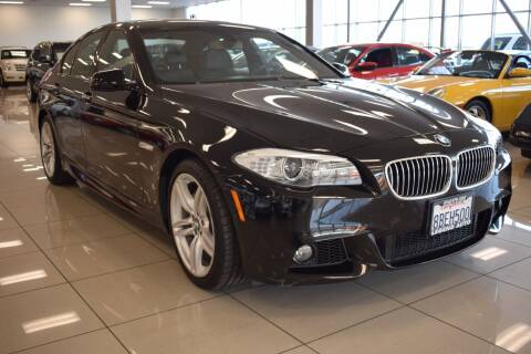 2013 BMW 5 Series for sale at Legend Auto in Sacramento CA