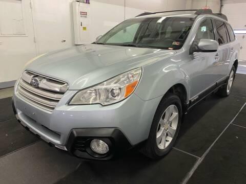 2014 Subaru Outback for sale at TOWNE AUTO BROKERS in Virginia Beach VA