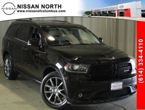 2018 Dodge Durango for sale at Auto Center of Columbus in Columbus OH