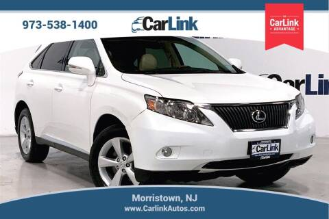 2010 Lexus RX 350 for sale at CarLink in Morristown NJ
