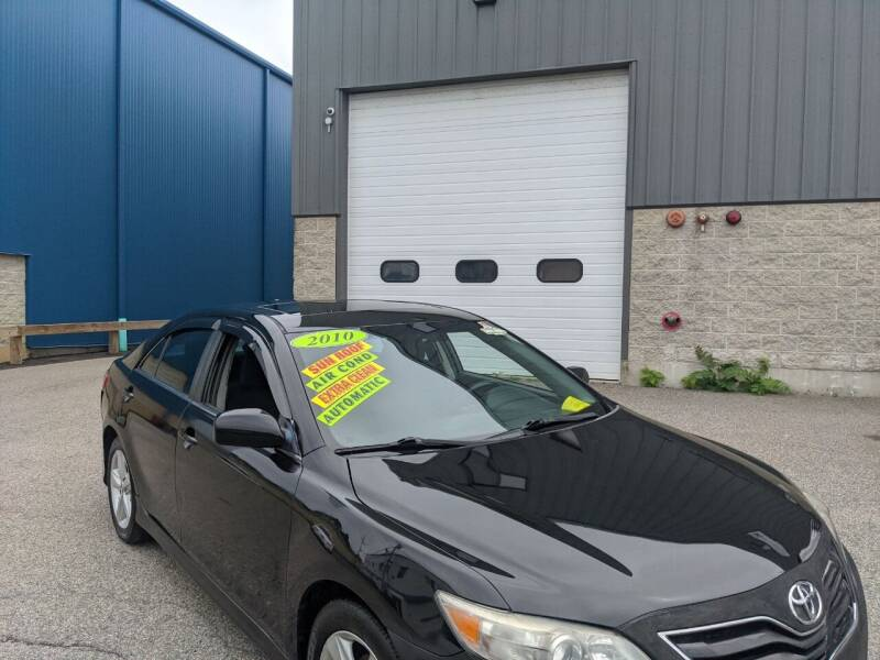2010 Toyota Camry for sale at Adams Street Motor Company LLC in Boston MA