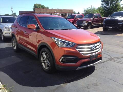2017 Hyundai Santa Fe Sport for sale at Bruns & Sons Auto in Plover WI