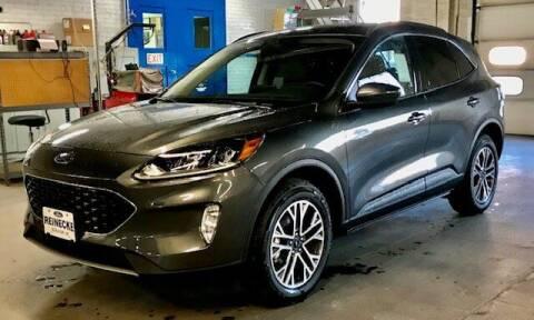 2020 Ford Escape for sale at Reinecke Motor Co in Schuyler NE