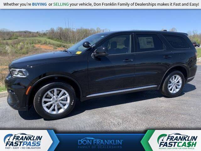 2021 Dodge Durango for sale in Somerset, KY