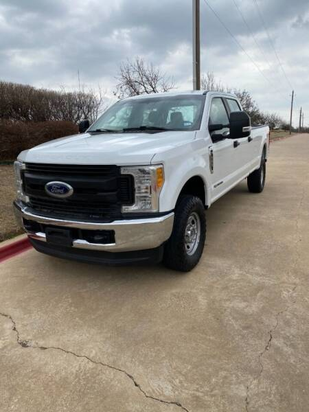 2017 Ford F-250 Super Duty for sale at Taylor Investments in Plano TX