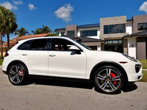 2013 Porsche Cayenne for sale at Lifetime Automotive Group in Pompano Beach FL