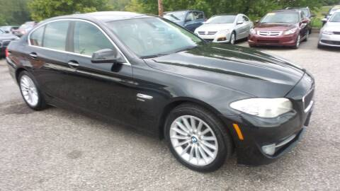 2011 BMW 5 Series for sale at Unlimited Auto Sales in Upper Marlboro MD
