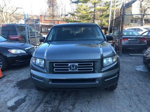 2007 Honda Ridgeline for sale at Six Brothers Auto Sales in Youngstown OH